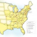 ノーフォーク・サザン(NSC)- アメリカ東部の鉄道会社