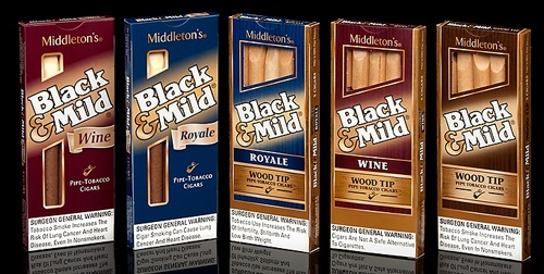 John​ Middleton's Black & Mild