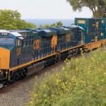 CSX Corp(CSX)- アメリカ東部最大の貨物鉄道会社