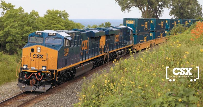 CSX Railway