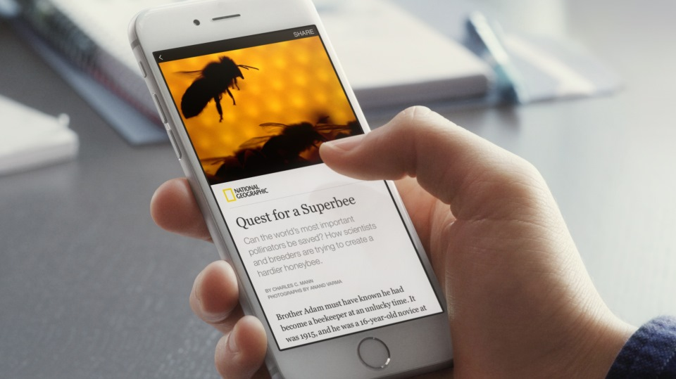 facebook Instant-Articles