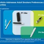 フィリップモリス インターナショナル(PM)- リスク軽減の次世代タバコを開発