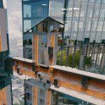 エレベーター革命: 水平にも動けるティッセンクルップの次世代エレベーターMULTI