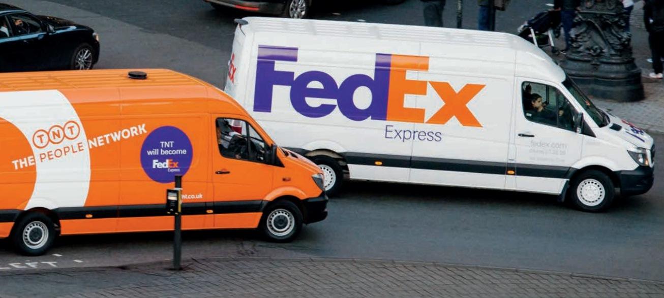 フェデックス・コーポレーション(FedEx Corporation)