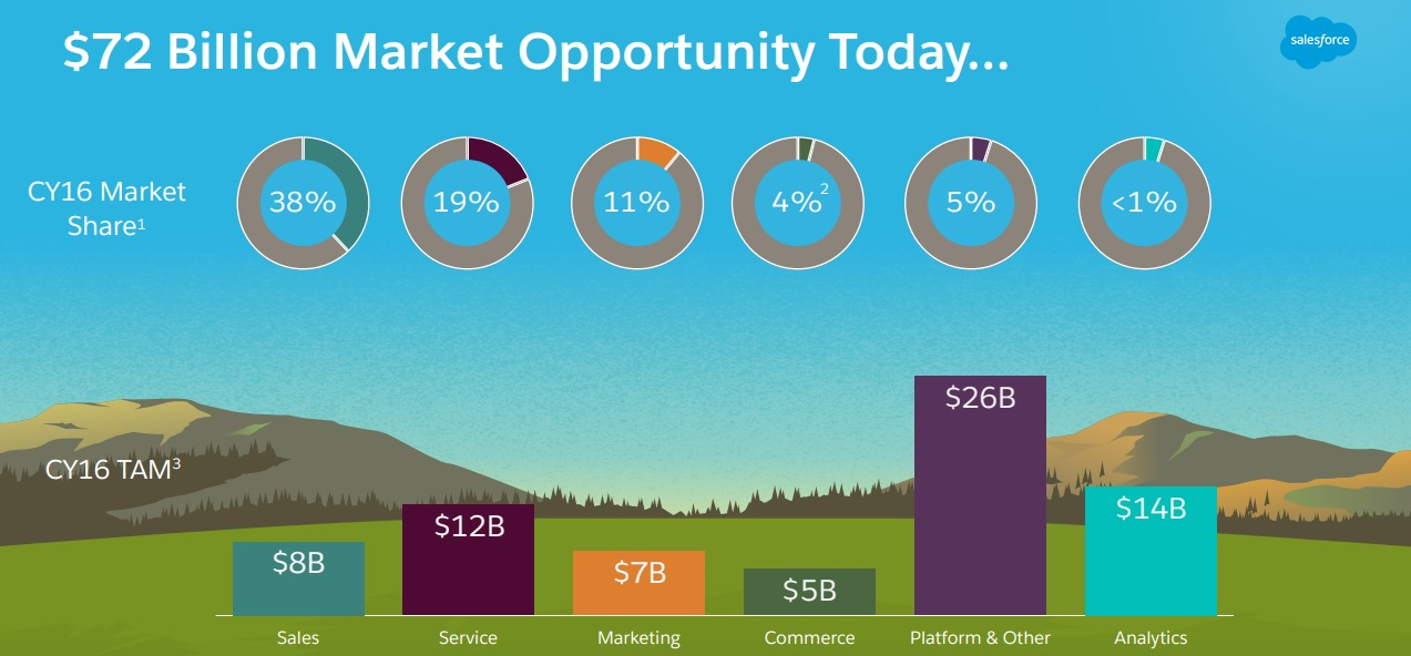 SALESFORCE-Market-Share