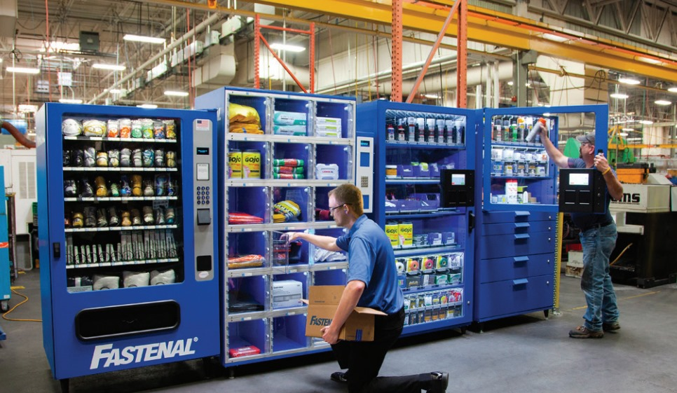 Fastenal-vending-devices