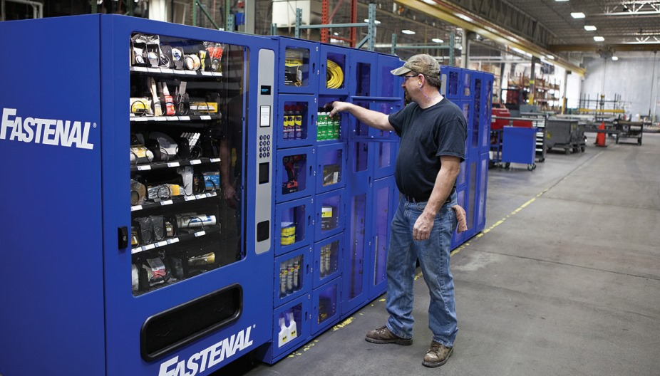 Fastenal-vending-machines