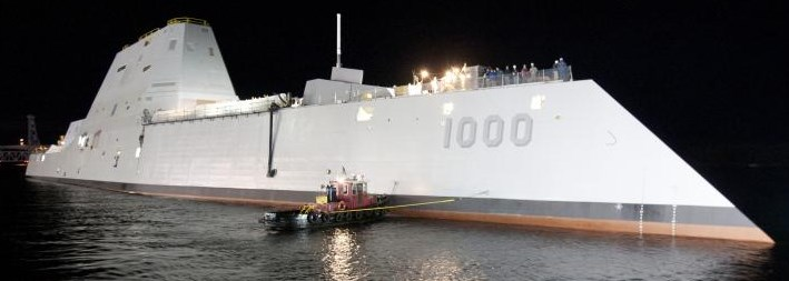 Zumwalt-class Guided-missile Destroyer