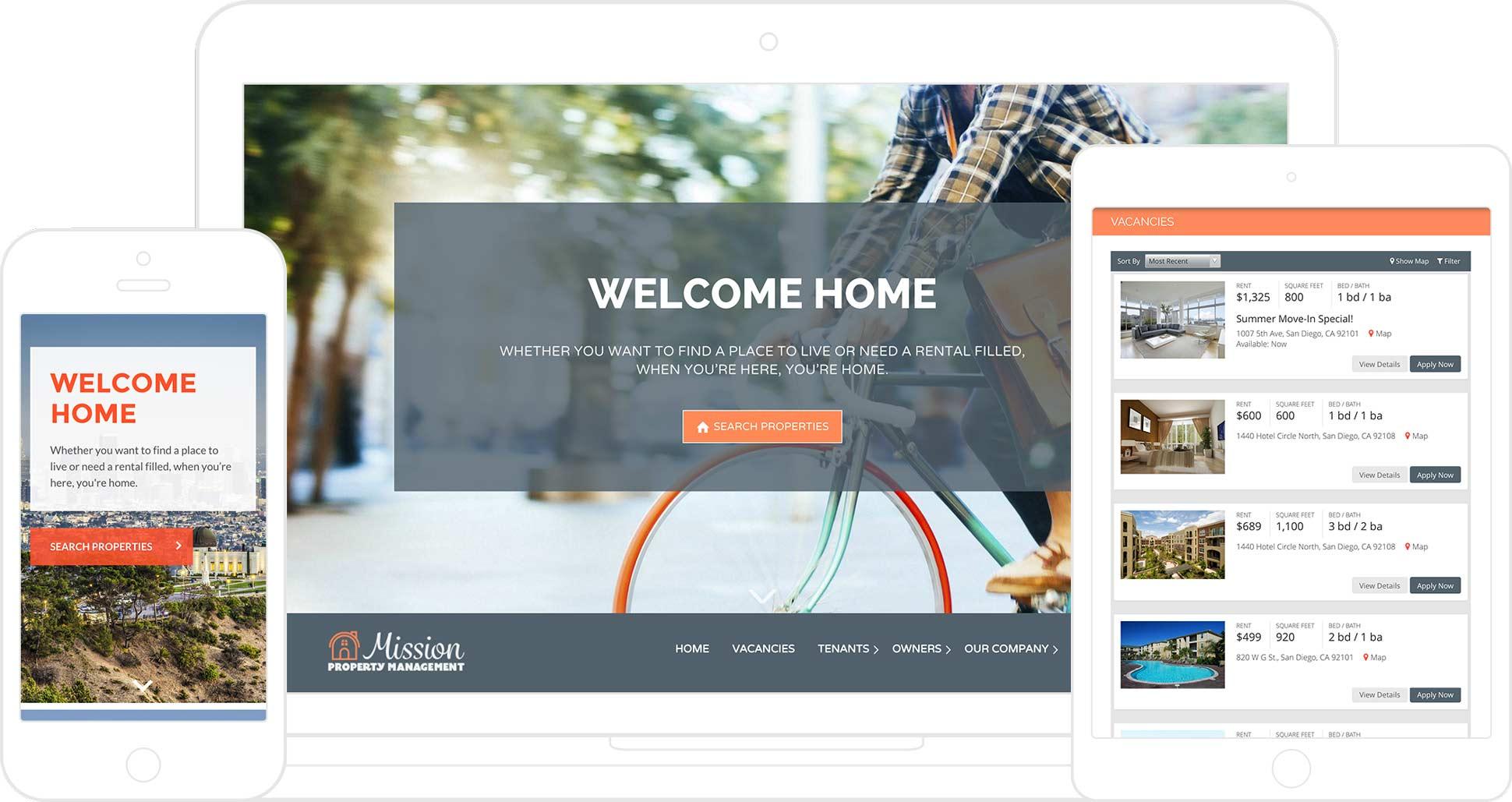 AppFolio Property Management Websites