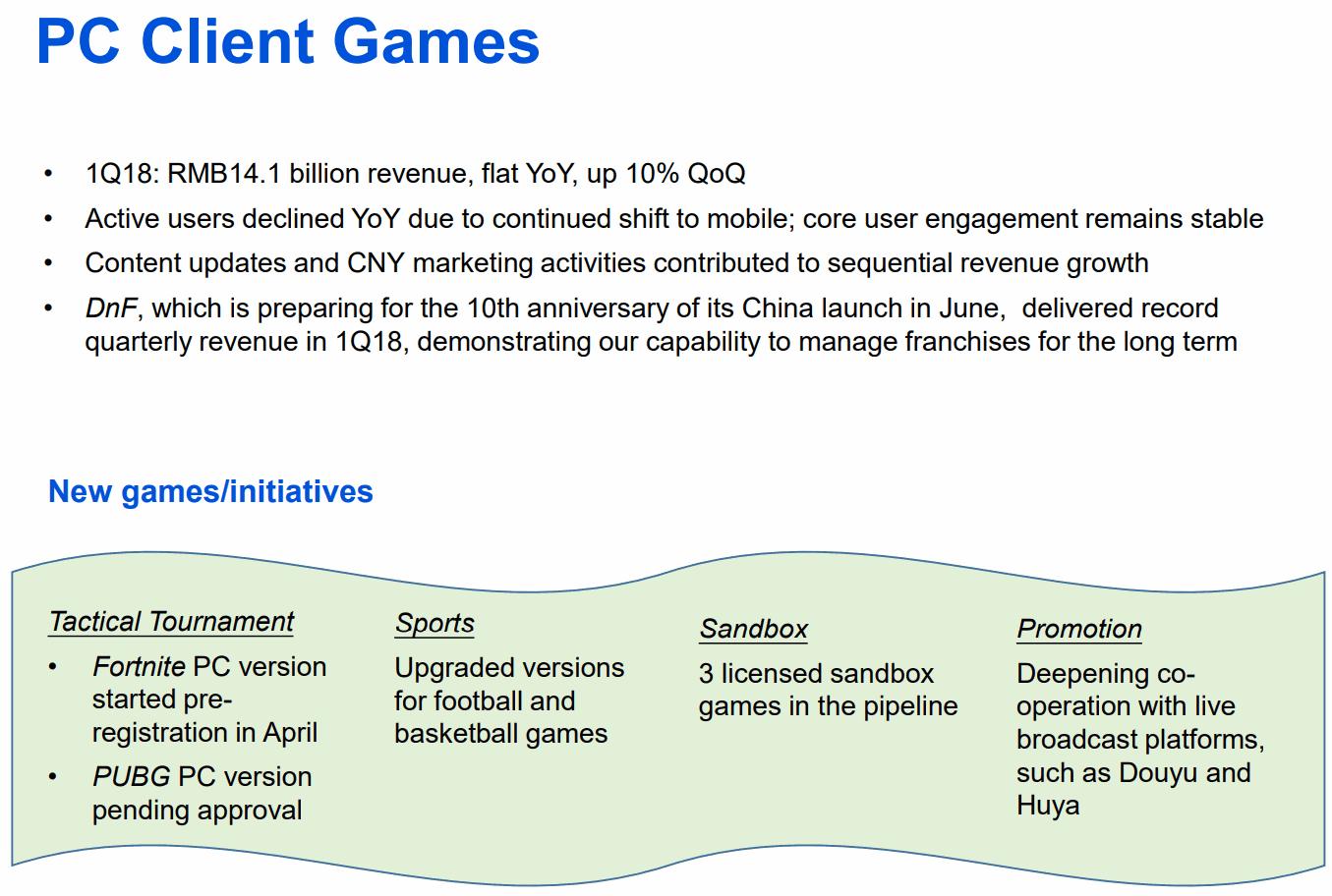 Tencent-2018Q1-PC-Client-Games