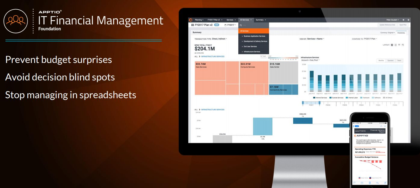 Apptio-IT-Financial-Management