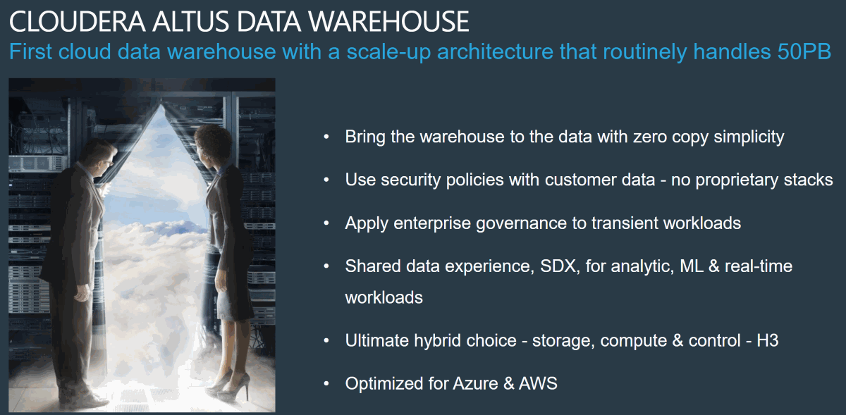 Cloudera-ALTUS-Data-Warehouse